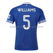 Günstige Everton 2018-19 Fußballtrikots Ashley Williams 5 Heimtrikot..